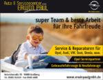 AUTO & SERVICECENTER ERWIN PAUL GMBH